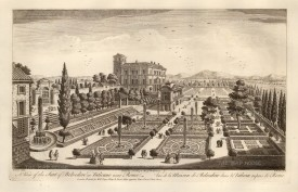 "Sayer: Rome. 1774. An original antique copper engraving. 18"" x 12"". [ITp2106]"