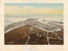 Lemercier: Venice, 1850. Hand-coloured lithograph. 13 x 18 inches. [ITp2202]