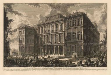 Palazzo Barberini (Galleria Nazionale d'Arte Antica).