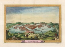 Tenochtitla (Old Mexico City): The Aztec capital before being captured and razed by Hernan Cortez of Spain in the 16th century.