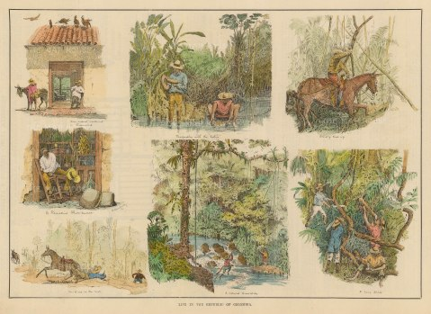 Columbia: Seven rural vignettes.