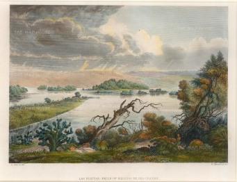 Rio Grande: Las Isletas (Falls of Presidio).