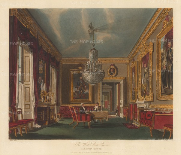 West Ante Room
