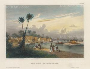 San Juan de Nicaragua.