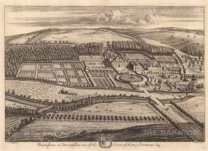 Bryanstone, Dorset: Seat of Henry Portman, Esq.