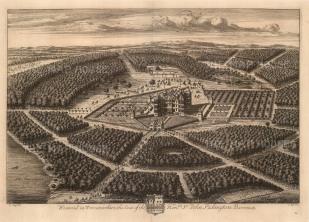 Westwood: Worcestershire: Seat of the Hon. Sir John Pakington, Barronet.
