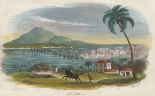 St. Kitt's, Barbados.
