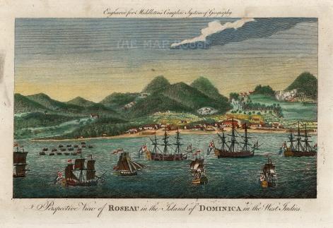 Roseau, Dominica: