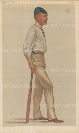 Lord Harris had 42 seasons of first class cricket and became very Influential through his offices with the MCC.