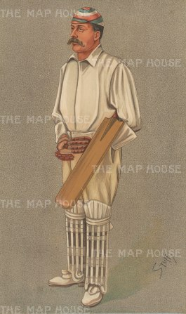 Stoddart captained for England in Cricket and in Rugby Union.