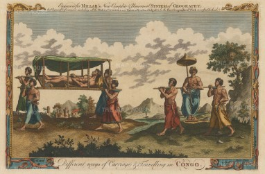 Congo: Different modes of traveling in Congo