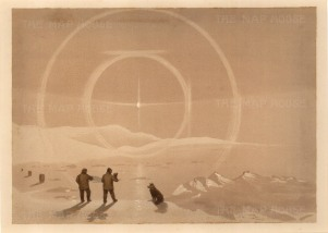 Pole Star: Men and Husky: From the Expedition of HMS Alert 1875/77.
