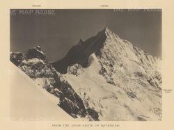 "Vo Sella: Pennine Alps. 1890. An original antique photograph. 11"" x 9"". [SWIp705]"