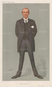Master of the Kniife: Royal Surgeon Sir Alfred Fripp.