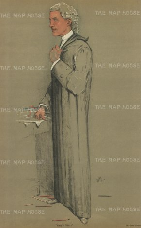 Simple Simon: Sir John Allesbrook Simon, Solicitor General.