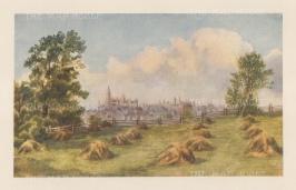 Ottawa: View from near the experimental farm.