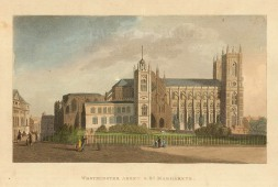 Westminster Abbey and St Margaret's: The current 13th century church is designated a 'Royal Peculiar', responsible directly to the Monarch rather than a Bishop.