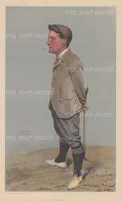 Harold Hilton won the Open Championship for the 2nd time in 1897 at Hoylake.