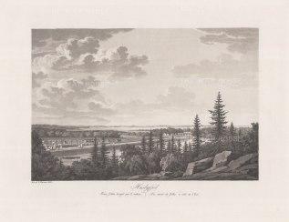 Husbyfjol: Mt. Jotha and the east coast