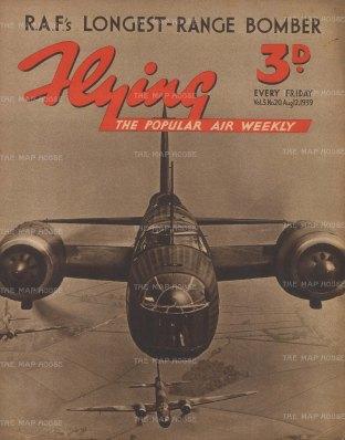 Handley Page Halifax: RAF's Longest-Range Bomber: