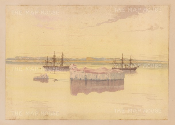From the Expedition of H.M.S.Alert 1875/77.