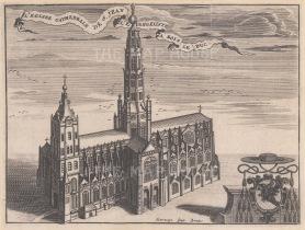 St. John the Evangelist church.