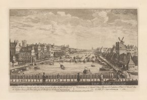 "Sayer: Amsterdam. 1774. An original antique copper engraving. 18"" x 12"". [NETHp191]"