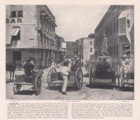 "Miesenbach & Co.: Bridgetown, Barbados. c1910. An original antique photo-lithograph. 10"" x 7"". [WINDp1238]"