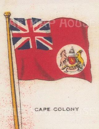 """Cigarette Cards: Cape Colony. c1910. 2"""" x 3"""". [ARMp16]"""