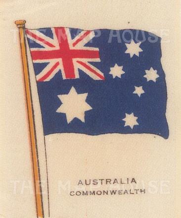 Commonwealth flag.