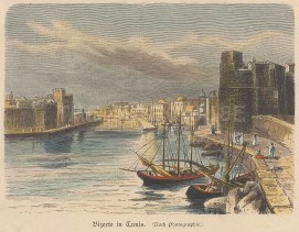Tunis Harbour.