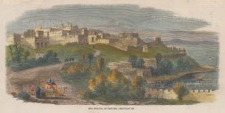 View of the Citadel of Tangier.