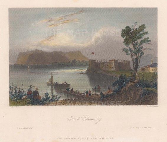 Fort Chambley.