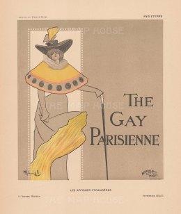 Gay Parisienne: After Hyland Ellis.