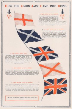 How the Union Jack came into being.