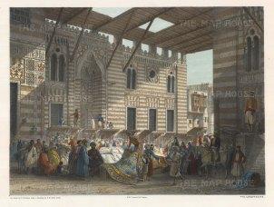 Silk Bazaar.