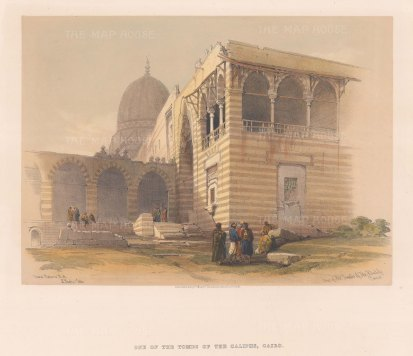 Tombs of the Caliphs.