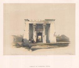 Temple of Dandour.