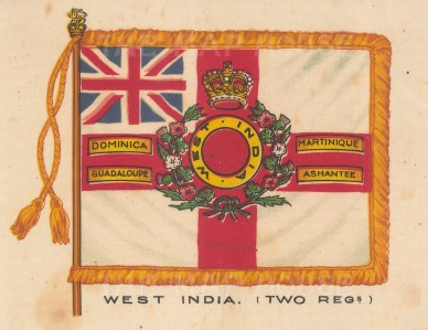 West India. Two Regiment.