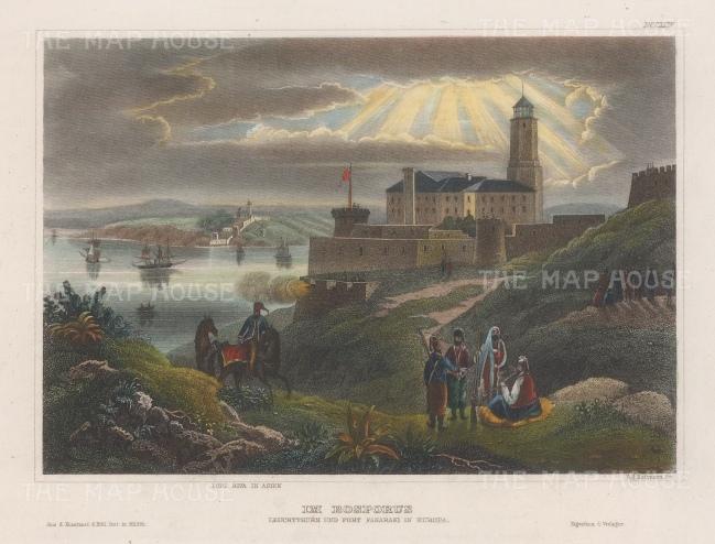 Castle of Europe (Rumelihisarı).
