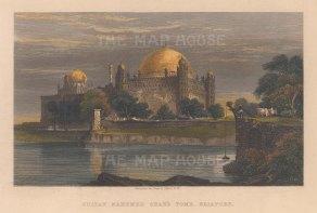Bijapur: Sultan Mahomed Shah's Tomb